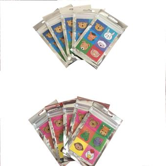 Animal Collection Mosquito Patch (Set of 10) Price Philippines