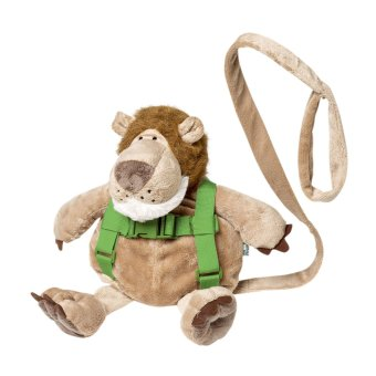 Animal Planet 2-in-1 Animal Harness Backpack - Lion