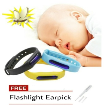 Anti Mosquito/Bug Repellent Bracelet/Wrist Band