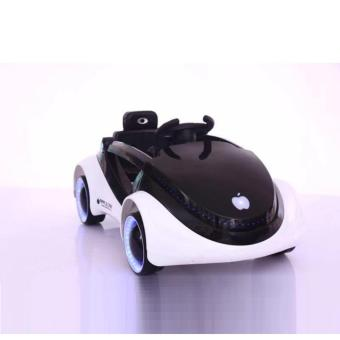 Apple Car for Kids with Light and Music