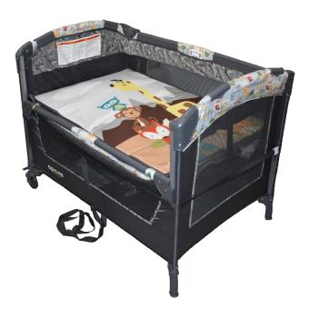 APRUVA PACK AND PLAY CO-SLEEPER PLAYPEN PP-710 (B)