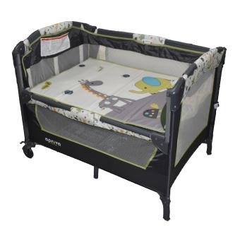 APRUVA PACK AND PLAY CO-SLEEPER PLAYPEN PP-710 (C)