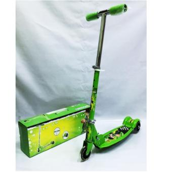 AS FORTUNE Ride-on Push Scooter for Kids with Laser Wheel Price Philippines