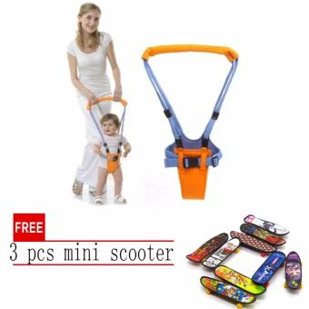As Seen On TV Malaysia Moon Walk Baby Walker with free 3 pcs miniscooter Price Philippines