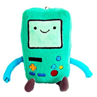 Asenso Adventure Time Beemo Plush Stuffed Toy