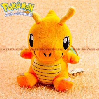 Asenso Pokemon Dragonite Plush Stuffed Toy