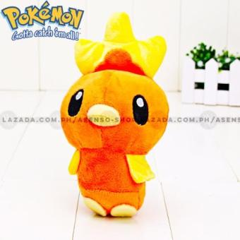 Asenso Pokemon Torchic Plush Stuffed Toy