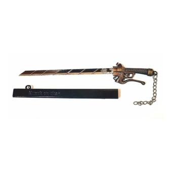 ATTACK ON TITANS (MINI-METAL) SWORD - 2