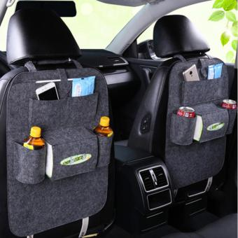 Auto Car Seat Back Bag Organizer Holder