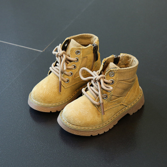Autumn children's Dr. Martens