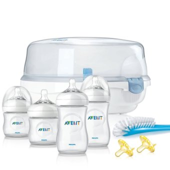 Avent BPA Free Natural Essentials Gift Set