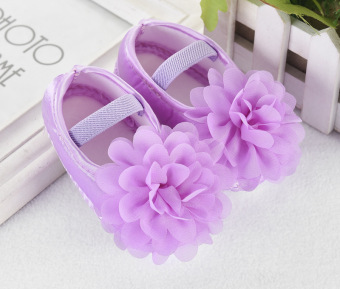 Babies' Soft Sole Prewalker Shoes