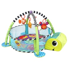 Baby Playmat Ocean Ball Toy Musical Infant Activity Gym Play Mat Game Blanket with Fence - intlPHP3089 · PHP 3.124
