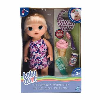Baby Alive Magical Scoops Blonde Hair Doll Price Philippines