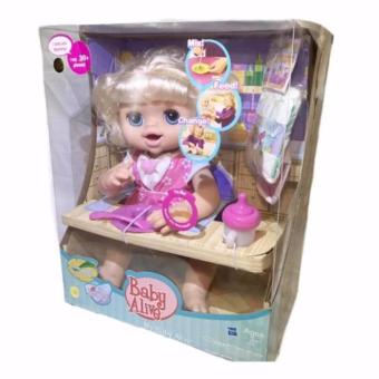 Baby Alive Talking Doll Feed Poop and Change Diaper Price Philippines