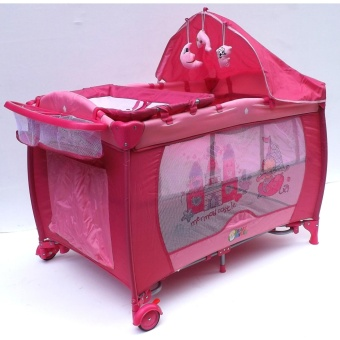 Baby Angel Playpen (Pink) Price Philippines