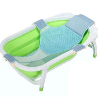 Baby Bathtub Net Seat Newborn Security Support Shower Child Bed ...