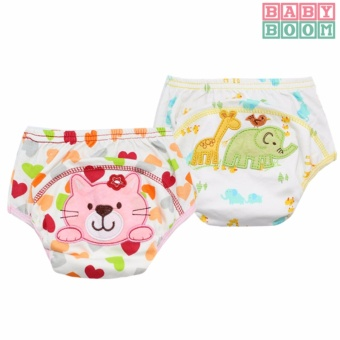 BABY BOOM Set of 2 Diaper Training Pants