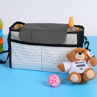Baby car Portable hanging bag stroller Baby Bag(Black) - intl - 3