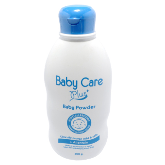 Baby Care Plus Baby Powder 300g