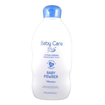 Baby Care Plus Baby Powder 400g with Allantoin