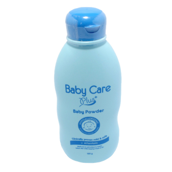 Baby Care Plus Blue Baby Powder 100g