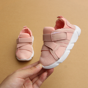 Baby Casual Prewalker Shoes with Soft Sole