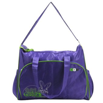 Baby Changing Diaper Nappy Bag Handbag Multifunctional Bag Violet Price Philippines