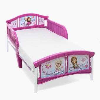 Baby Company Elsa and Anna Toddler Bed (Purple)