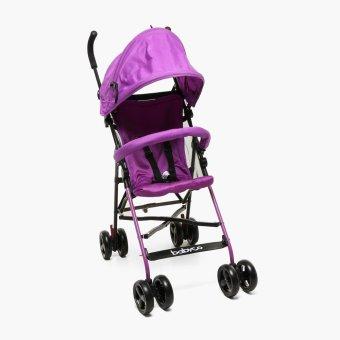 Baby Company Lightweight Umbrella Stroller (Violet)