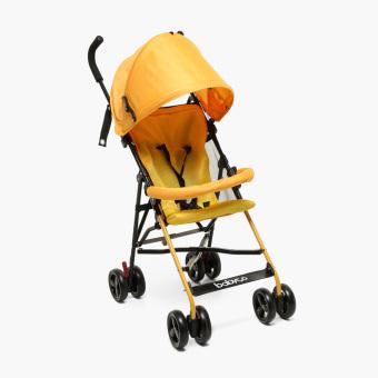 Baby Company Lightweight Umbrella Stroller (Yellow)