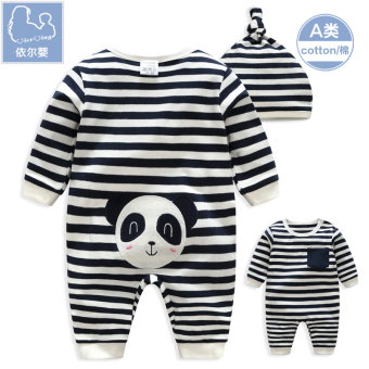 Baby cotton baby one-piece newborns romper