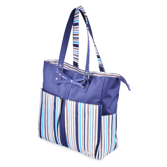 Baby Couture Hailey Diaper Bag (Blue) - picture 2