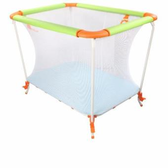 Baby Crib Space Saver (Green/Orange) Price Philippines