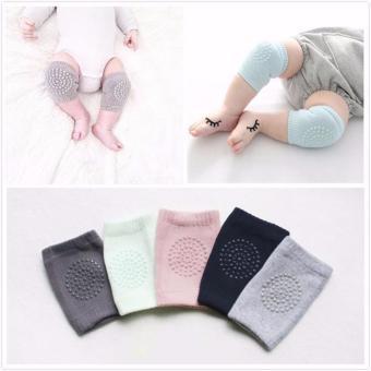 Baby Knee pads Anti Slip Leg Protector (Random Set of 3) - 2