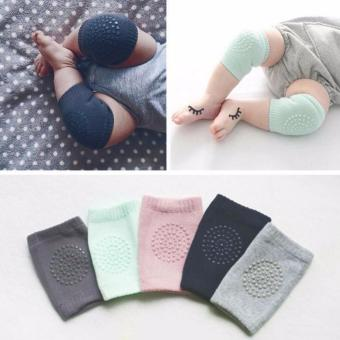 Baby Knee pads Anti Slip Leg Protector (Random Set of 3)