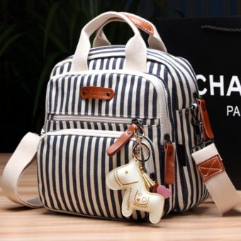 Baby Large Capacity and Fashion Multifunctional Diaper BackpackDiaper Mummy Bag Infant Diaper Nappy Changing - intl Price Philippines
