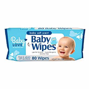 Baby Love Baby Wipes Soft Scent Price Philippines