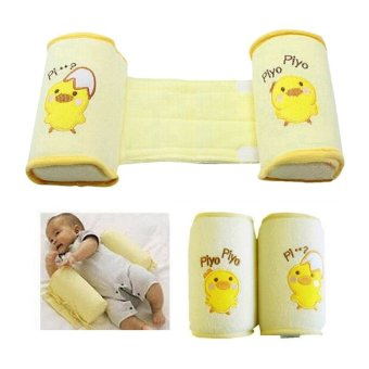 Baby Sleep Cotton Head Shape Pillow