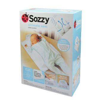 Baby Sleeping Mat Cribs Sleep Pillow Stand Up Anti-spit Milk Pillow - intl - 5