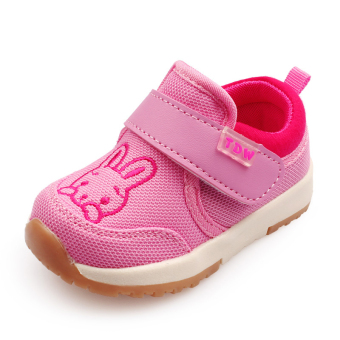 Baby soft bottom boy's girls non-slip toddler shoes broken Code shoes
