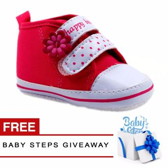 Baby Steps Baby Girl Shoes and Giveaway Price Philippines