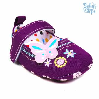 Baby Steps Butterflydots Baby Girl Shoes Price Philippines