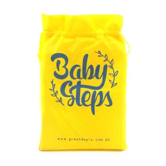 BABY STEPS Cars Baby Diapers with 3pcs Diaper Inserts - 4