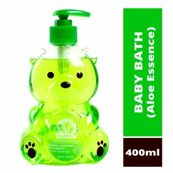 Baby Steps FASMC Baby Bath Bath Aloe Essence 400ml (Green)