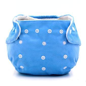Baby Steps Limited Newborn Baby Boy Starter Pack Bundle Set (Blue) - 5