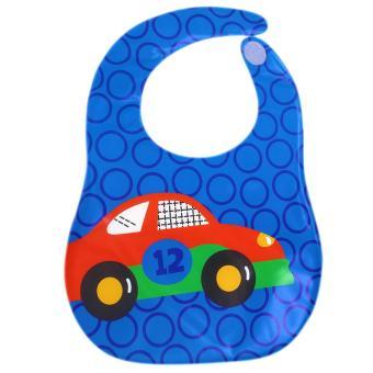 Baby Steps Limited Newborn Baby Boy Starter Pack Bundle Set (Blue) - 3