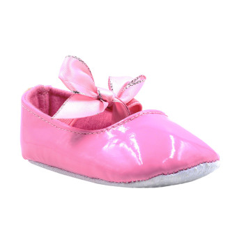 BABY STEPS Sunshine Baby Girl Shoes (Pink) Price Philippines