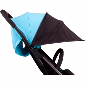 Baby stroller sunshade multifunctional ceiling umbrella awningsunshade sunscreen cover - intl
