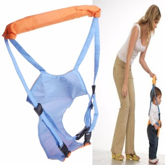 Baby Toddler Kid Harness Bouncer Jumper Learn To Moon Walk WalkerAssistant - intl